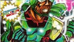 Ebony Warrior Comic