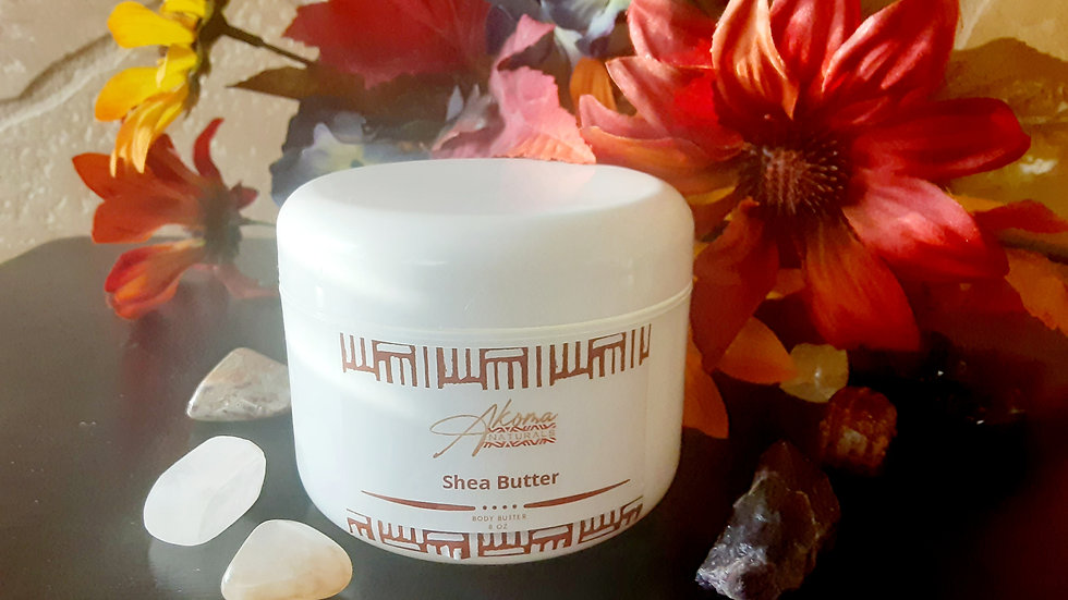 4oz Natural Body Butter