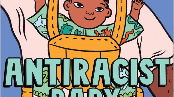 Anti racist Baby Board Book