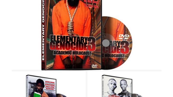 Elementary Genocide DVD