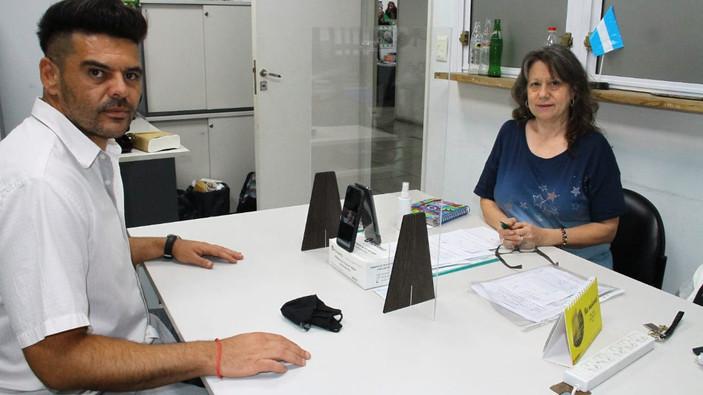 Biolatto participó en un conversatorio en el Día de los Derechos Humanos