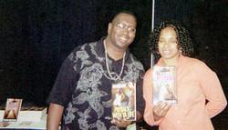 Marlon McCaulsky & Wahida Clark in Atlanta Aug, 2008
