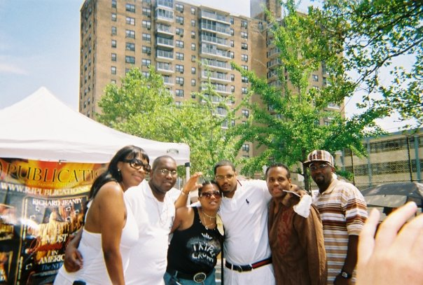 Harlem Book Fair 2008