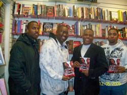 Medu Bookstore, Atlanta 2009