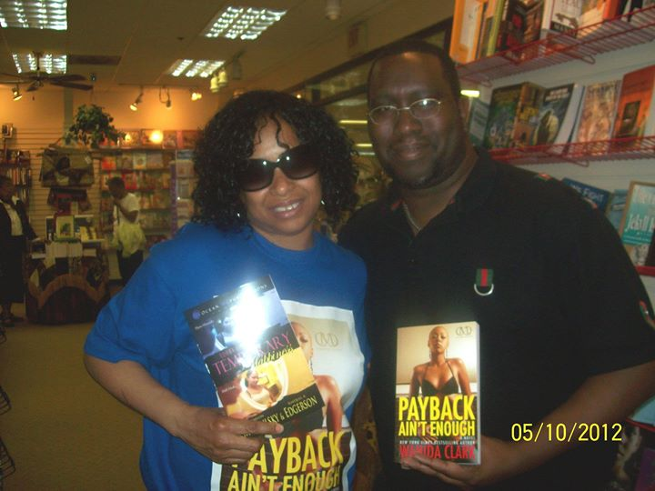Medu Bookstore, Atlanta 2015