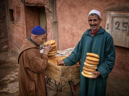 Bread Sellers, Marrakech, Morocco.jpg
