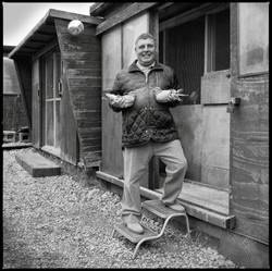 Wayne Kissane, Pigeon Racer