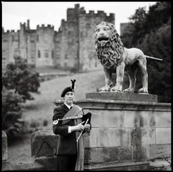 Andrew Davidson, Northumbrian Piper