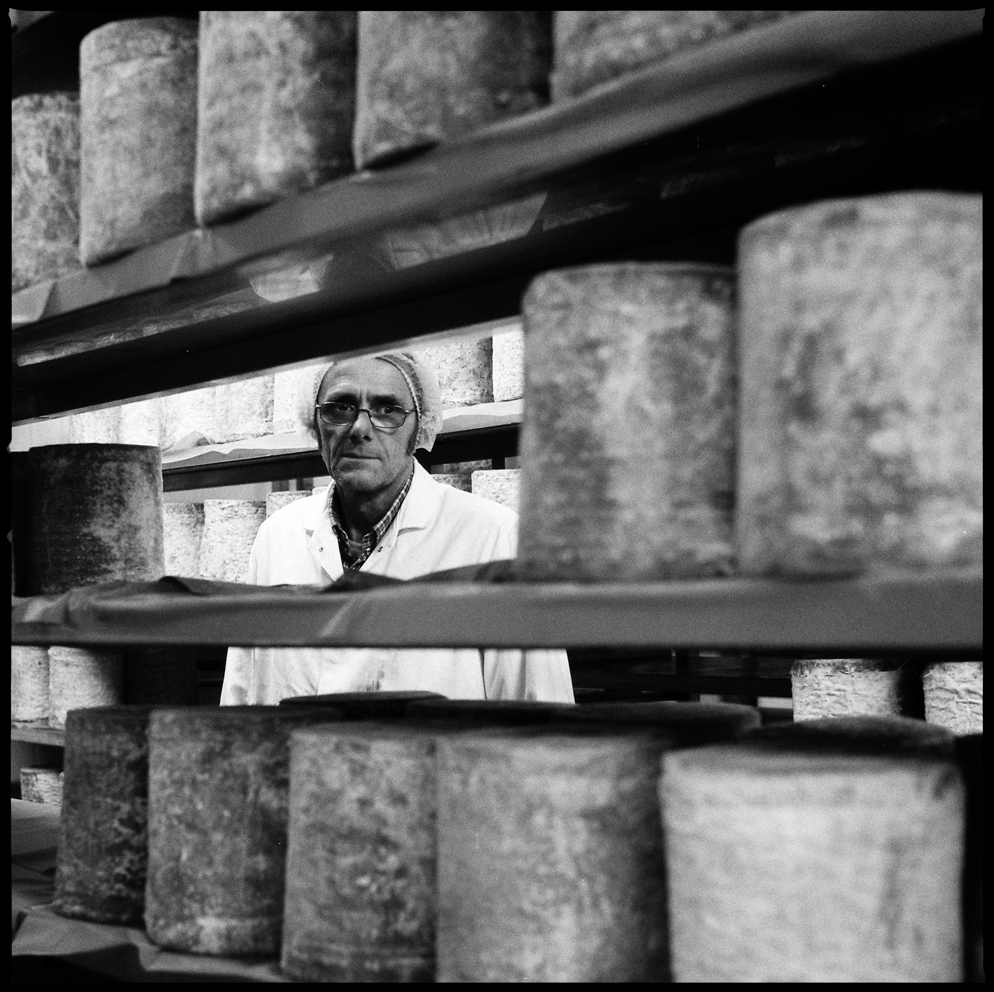 Graeme Stamps, Cheesemaker