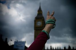Democracy 4 Iran, Westminster, London