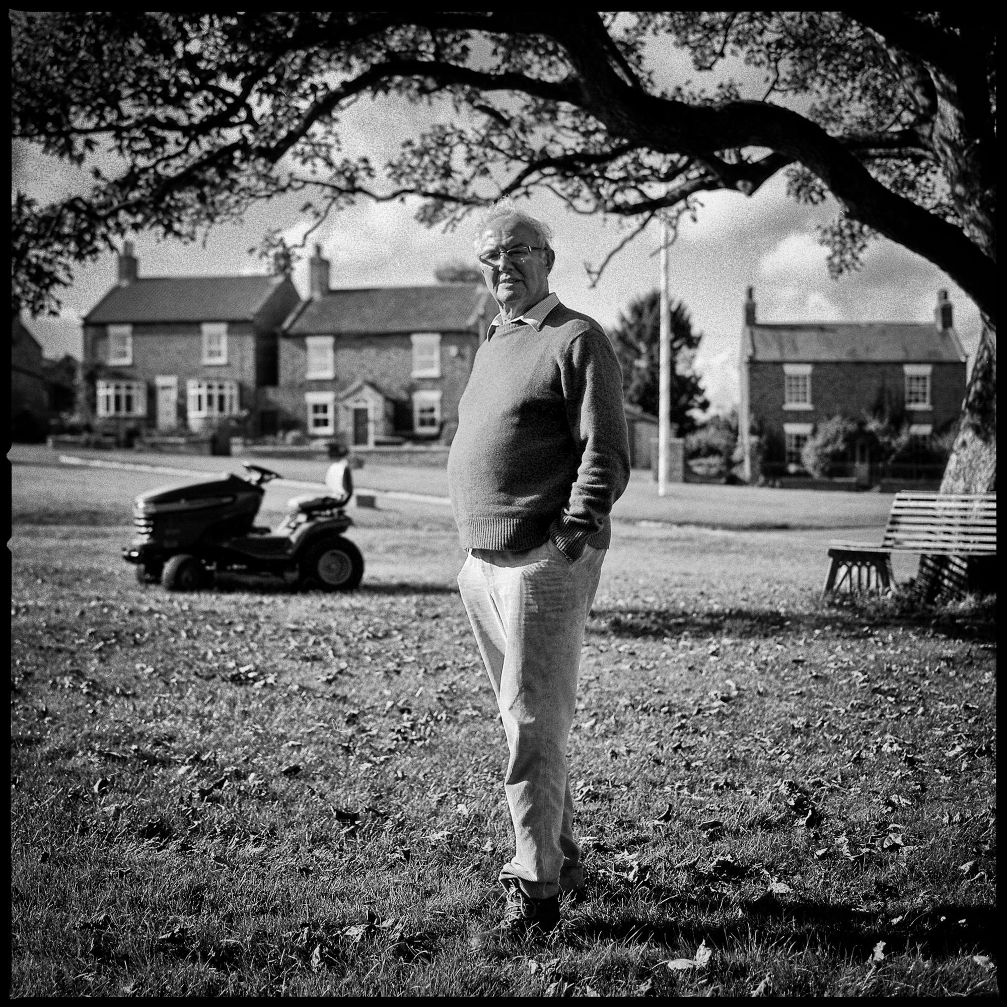 Aidan Foster, Village Postmaster
