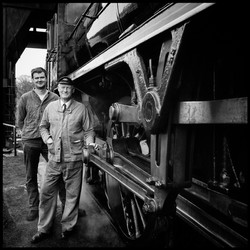 Tom Brackenbury and Stuart Whitter