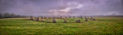 Castlerigg Stone Circle, Cumbria, Englan