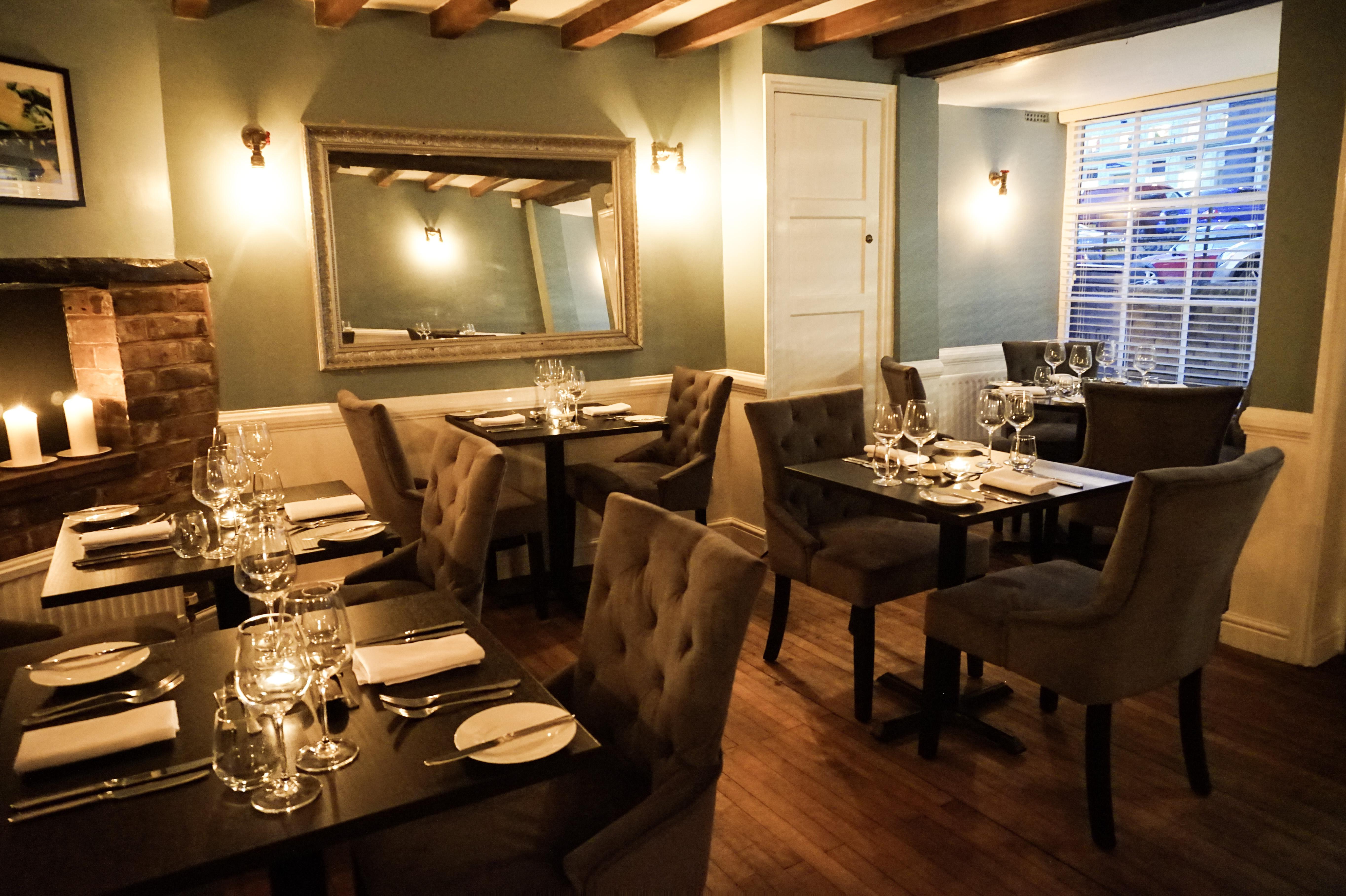 Restaurant Interior 1
