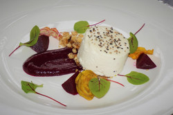 Goat Cheese Beetroot
