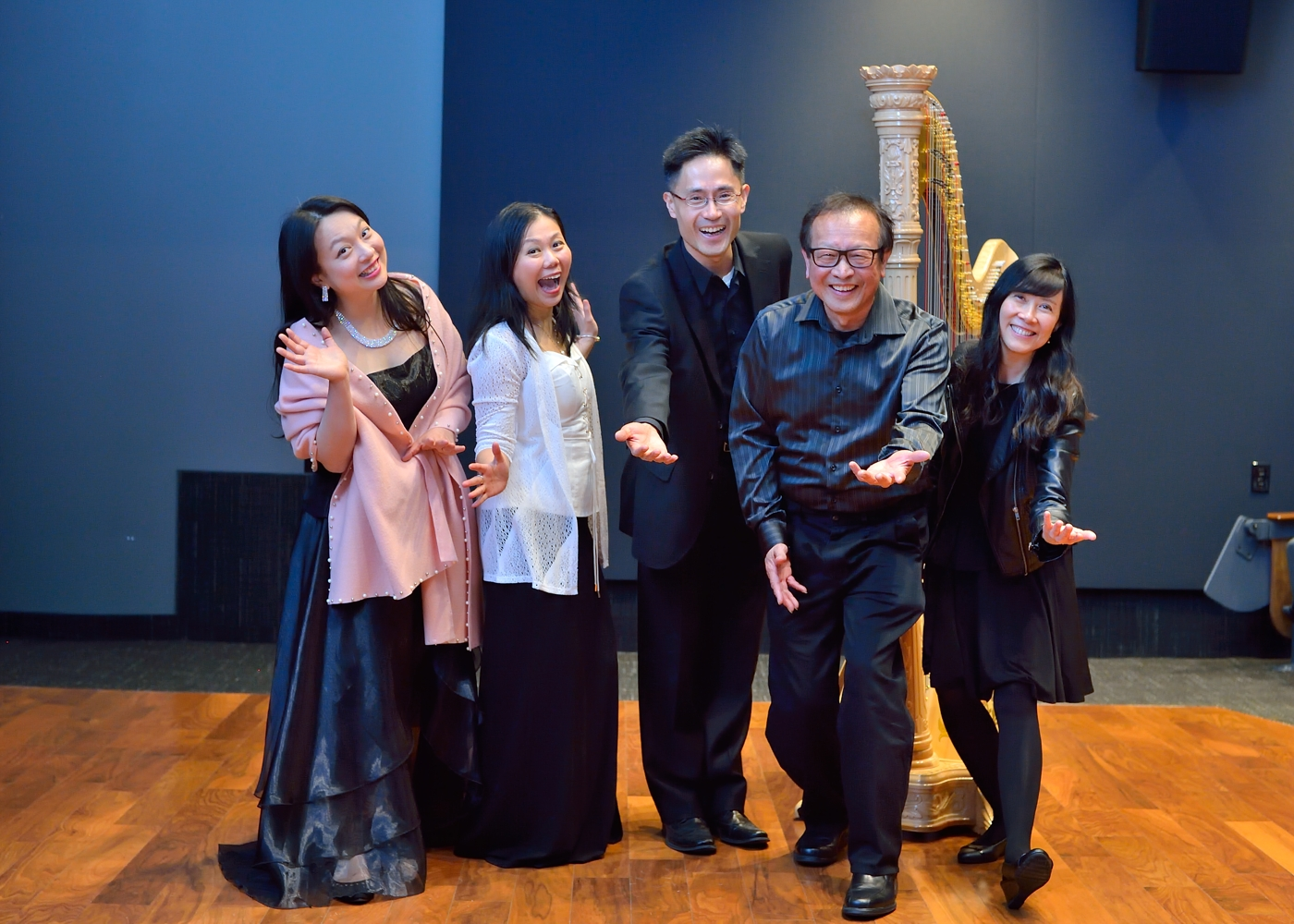 Asian Heritage Month Concert 2018