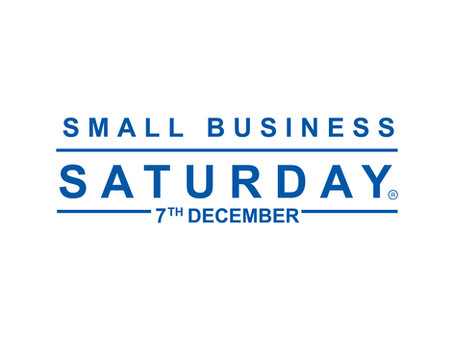 Small Business Saturday - 7 December