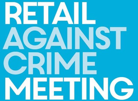 Southend Retail Against Crime meeting