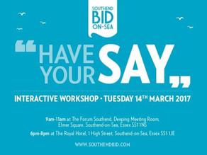 Southend BID Interactive Workshops