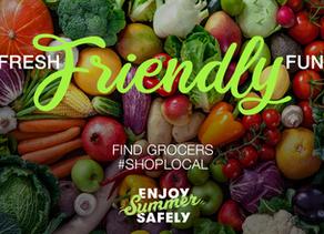 Enjoy Summer Safely - Shop Local Week