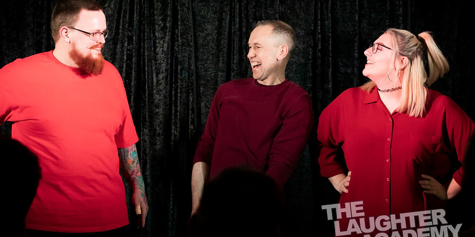 An Evening of Improvised Comedy
