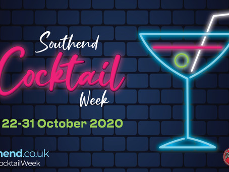 Annual Southend Cocktail Week returns this October