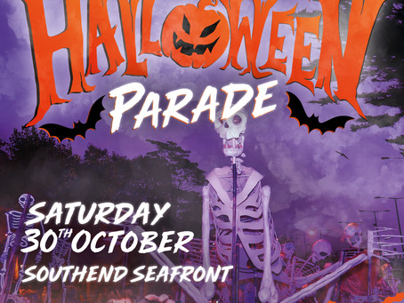 Southend Halloween Parade will be a huge boost to Southend and visitor economy