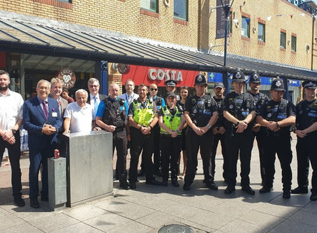 New Town Centre Policing Team