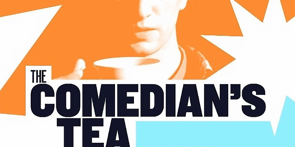 The Comedian's Tea Party with Si Deaves
