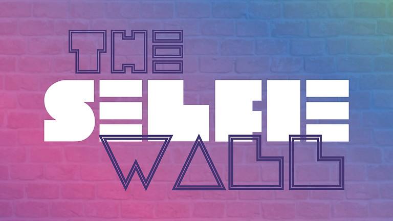 The Selfie Wall!