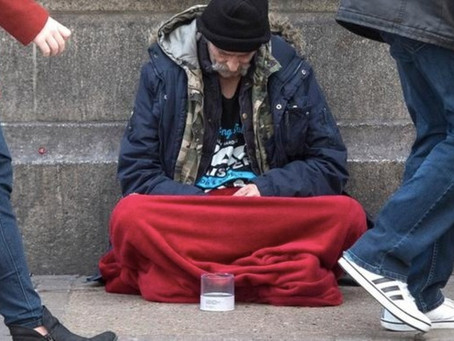Extra funding to help homeless people