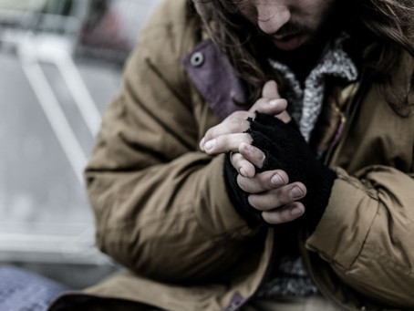 Central funding for rough sleeper support services
