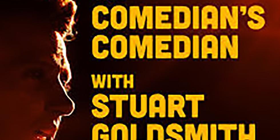 The Comedian's Comedian Podcast Ft. Stu Goldsmith & Jayde Adams