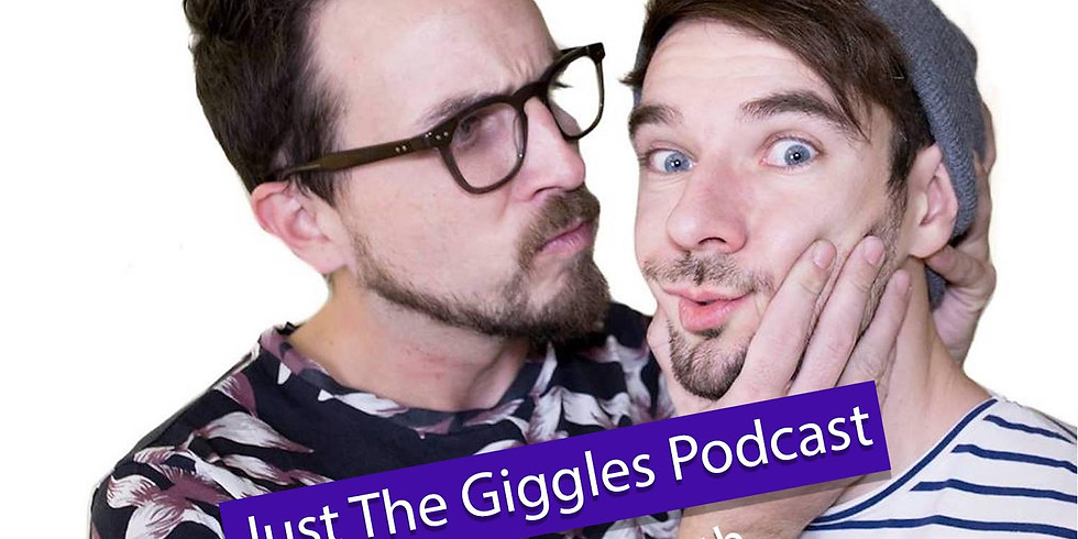 Just The Giggles Live with Ross McGrane & John Oakes