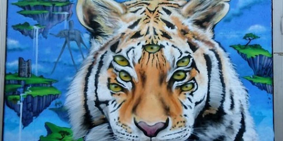 Street Art with Scotty Brave & Nicola