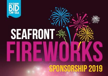 Fireworks Sponsorship Opportunity
