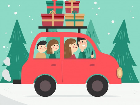Free Festive Parking this December!