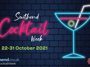 Southend Cocktail Week returns this Friday!