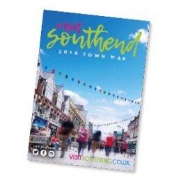 Southend Town Map 2018