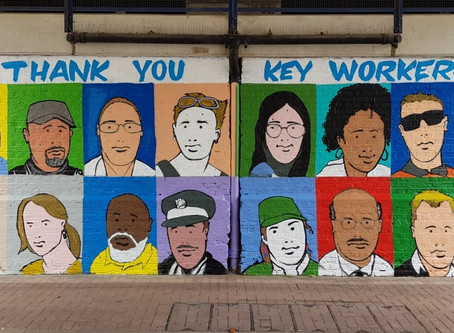 Southend BID Thanks Key Workers