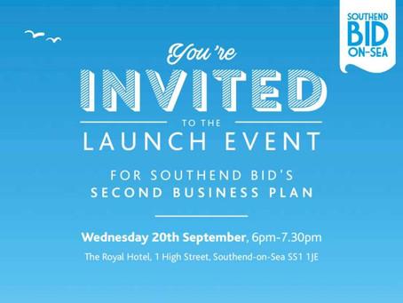 Southend BID Launch Event