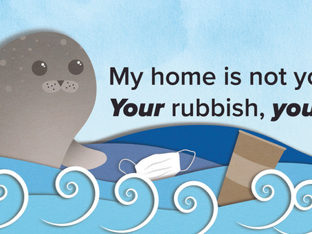 'Your rubbish, your responsibility' - New anti-litter campaign takes off
