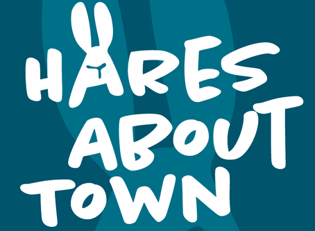 HARES ABOUT TOWN - Sponsorship Opportunity