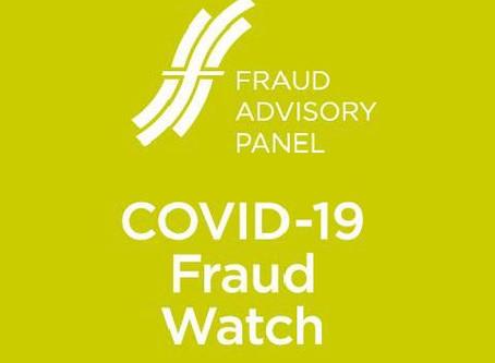 COVID-19 Fraud Watch