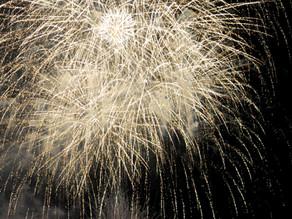 Fireworks Displays Cancelled
