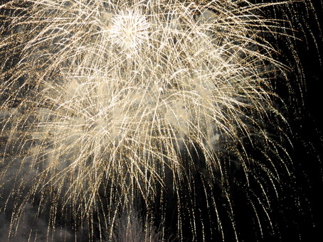 Fireworks Displays Cancelled