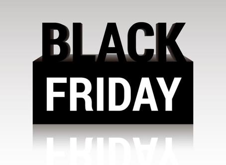 BLACK FRIDAY DEALS - Shop Local!