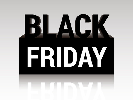 BLACK FRIDAY DEALS - Shop Local!