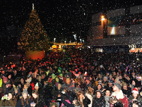 Thousands attend Our Christmas Switch On!