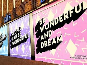 Southend High Street BHS Artwork